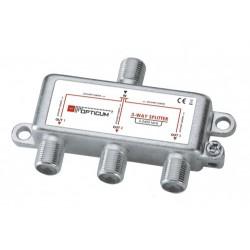 SPLIT3 / Distribuidor 3 salidas (5-2400MHz)