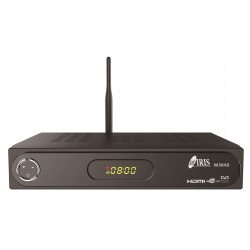 IRIS 9800 HD / Receptor SAT HD con Display PVR