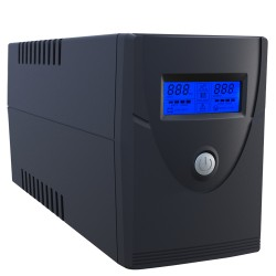 UPS600VA2 / SAI monofásico line interactivo 600VA