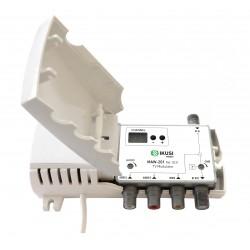 MAW-201 / Modulador analógico doméstico (VHF/UHF)