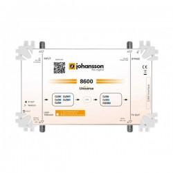 UNIVERSE 8600 / Transmodulador autónomo universal