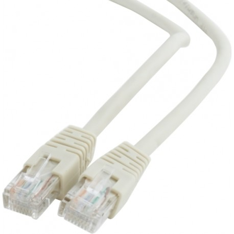 LU6P-1 / Latiguillo Categoría 6 UTP PVC gris 1m