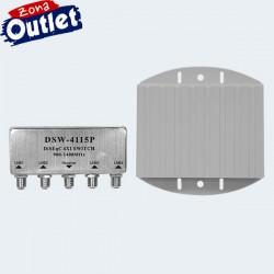 DSW-4115P / DiSEqC 4 Ent.