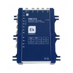 MSE-512 / Multiconmutador 5 Entradas 12 Salidas