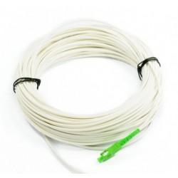 PIGISA-100 / Pigtail FO SC/APC 1 fibra 100m interior