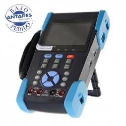TESTER35N1 / Comprobador de CCTV Multifuncional 5 en 1