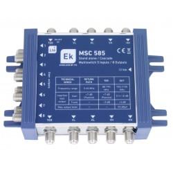 MSC-585 / Multiconmutador 5 Entradas 8 Salidas Cascada