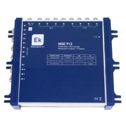MSE-912 / Multiconmutador 9 Entradas 12 Salidas