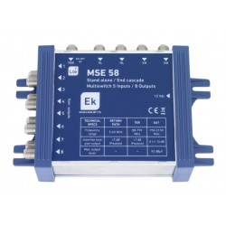 MSE-58 / MultiSwitch 5x8