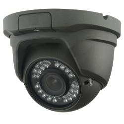 955VFIF4N1 / Cámara Domo gris 4 en 1 Int/Ext HD 1080p Lente 2,8~12mm IR 30m