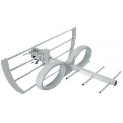 EK-MINI / Antena exterior UHF 12dB