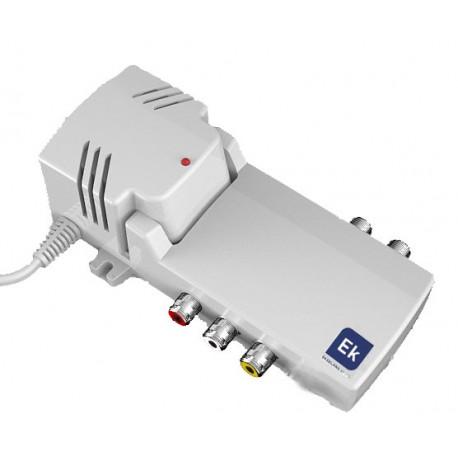MDA / Modulador audio / vídeo de interior multinorma