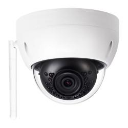 IPDM8433W / Cámara Domo IP lente 2,8mm IR 30m WiFi 3Mpx