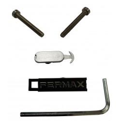 9656 / Set de tornilleria cierre de placa Cityline Fermax