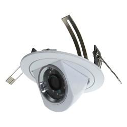 662IBF4N1 / Cámara domo empotrar 4 en 1 HD 1080p Lente 3,6mm IR 20m