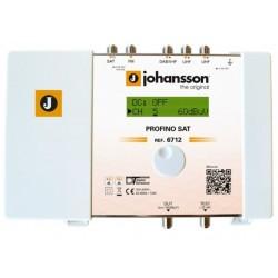 PROFINO REVOLUTION SAT / Cabecera Programable 5 entradas 45dB (UHF) - 40dB (SAT)