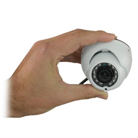 939FIABF4N1 / Mini cámara Domo 4 en 1 Int/Ext HD 1080p Lente 2,8mm IR 8m