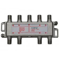 SVE 8-01 / Distribuidor 8 salidas (5 …2400MHz)