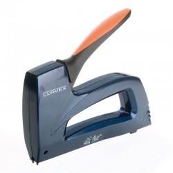 M28 / Grapadora manual metálica para cable Cat.5e y portero
