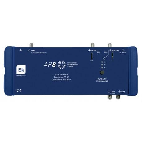 AP8 / Central Program.