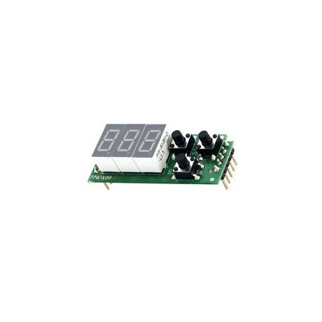 PRAP / Programador externo para centrales AP8