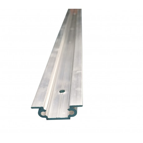 CARRIL-DIN / Soporte a pared tipo carril DIN 65cm