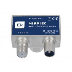 MI RPIEC / Diplexor DATA