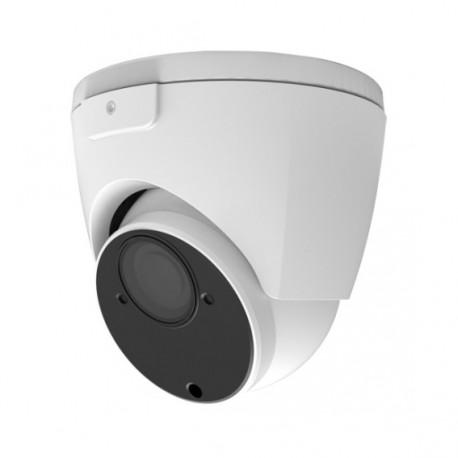 940F4N1 / Cámara Domo 4 en 1 Int/Ext HD 1080p Lente 2,8mm, IR 30m