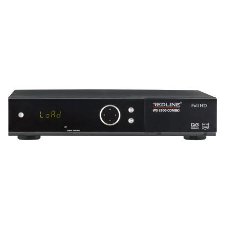 WS8500-COMBO HD / Receptor Combo TDT HD / Satélite HD
