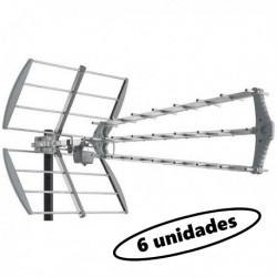 DAT-902B/6 LTE Antena UHF