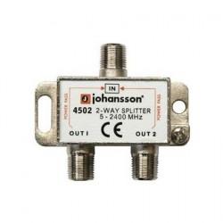 4502 / Distribuidor 2 salidas (5-2340MHz)