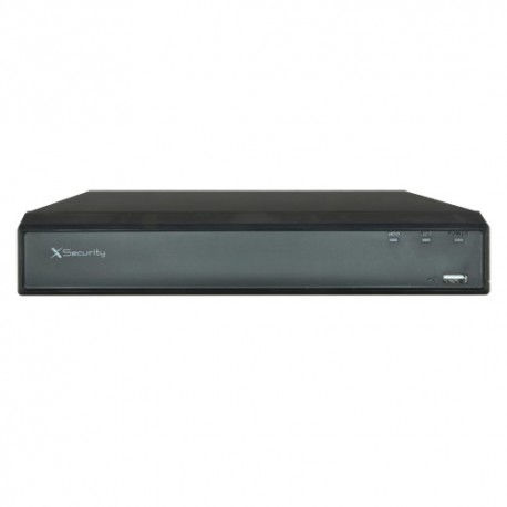 XSXVR3104H1 / Grabador 4 entradas 5 en 1 Resolución (720P/1080N)