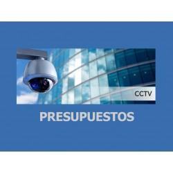Presupuestos CCTV