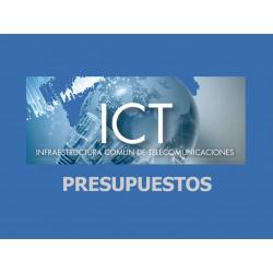 Presupuestos ICT2