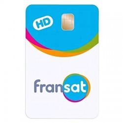 FRANSAT CARD / Tarjeta de abonado FRANSAT