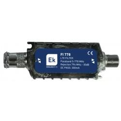 FI778 / Filtro LTE Interior corte en C/59
