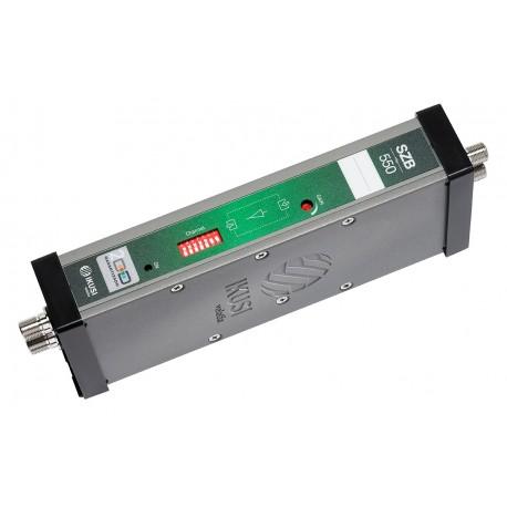 SZB+550 / Amplificador monocanal ágil UHF Configurable