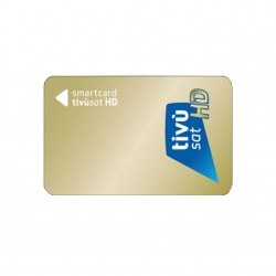 TIVU-CARD / Tarjeta de abonado TIVUSAT