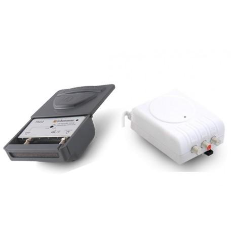 JHKIT7322-L2 / Kit Amplificador mástil UHF 25dB + F. A. LTE2 (5G)