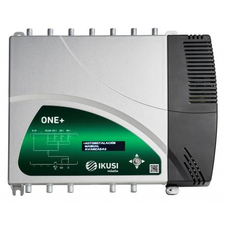 ONE+ / Central de amplificación programable digital 5 entradas
