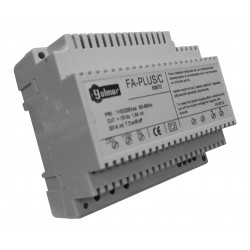 """FA-PLUS/C / Fuente de alimentación Golmar sistemas digital """"Plus"""" y """"2Plus"""""""