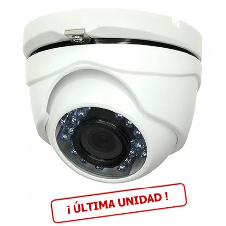 941IBTVI / Cámara Domo HD-TVI Int/Ext HD 720p Lente 2,8mm IR 20m