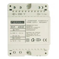 4802 / Alimentador 12Vac / 1A