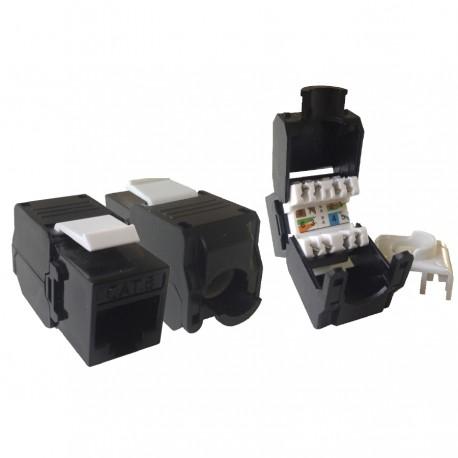 CMRJ45-U6A / Conector modular RJ45 hembra UTP Cat. 6A