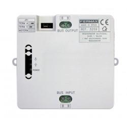 3259 / Regenerador multicanal Duox 1 salida