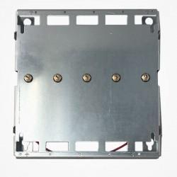 BAS-915 / Base para conectar 5 módulos SZB de IKUSI