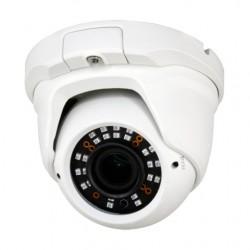 955VIB4N1 / Cámara Domo 4 en 1 Int/Ext HD 720p Lente 2,8~12mm IR 30m