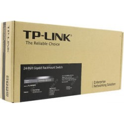 TL-SG1024 / Switch Sobremesa/Rack 24 puertos 10/100/1000Mbps