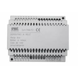 788/51 - Selector 2 entradas audio o vídeo Urmet