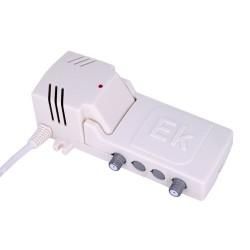 MCAL381-LR / Amplificador de línea 1 entrada con retorno pasivo 38dB